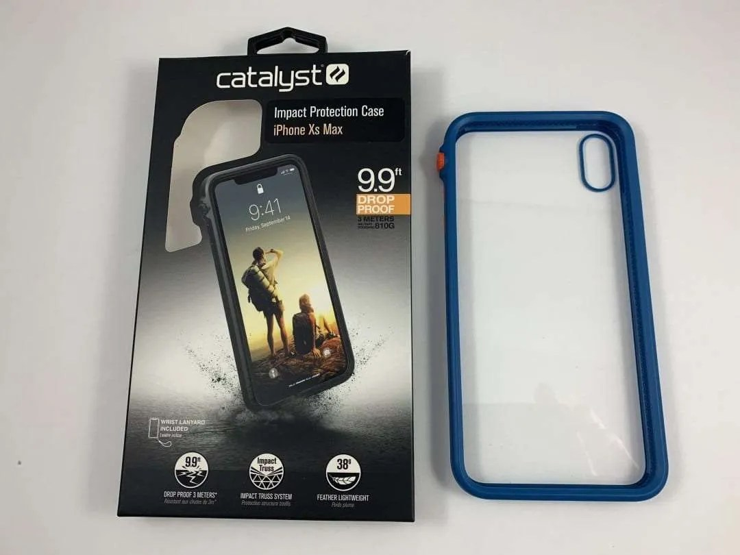 check out c60dd a911c Catalyst Impact Protection iPhone Xs Max Case REVIEW Nature's ...