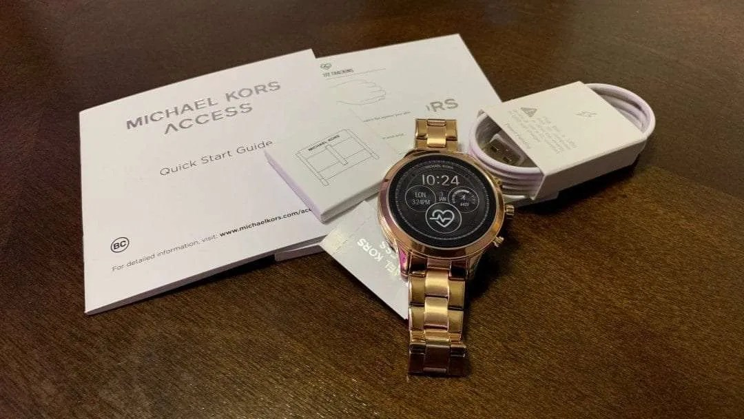 Michael Kors Access Smartwatch REVIEW