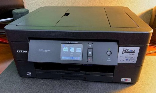 Brother MFC-J690DW Wireless Color Inkjet All-in-One Printer REVIEW