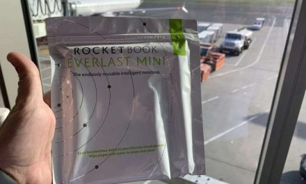 Rocketbook Everlast Mini REVIEW Pocket Sized Everlast