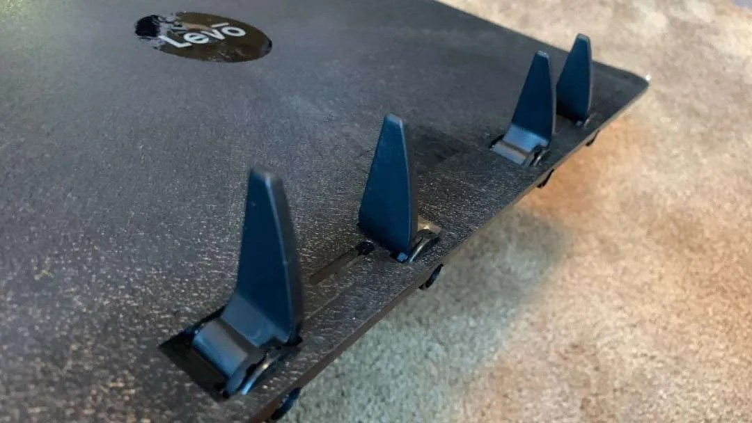 LEVO Rolling Laptop Workstation Stand REVIEW