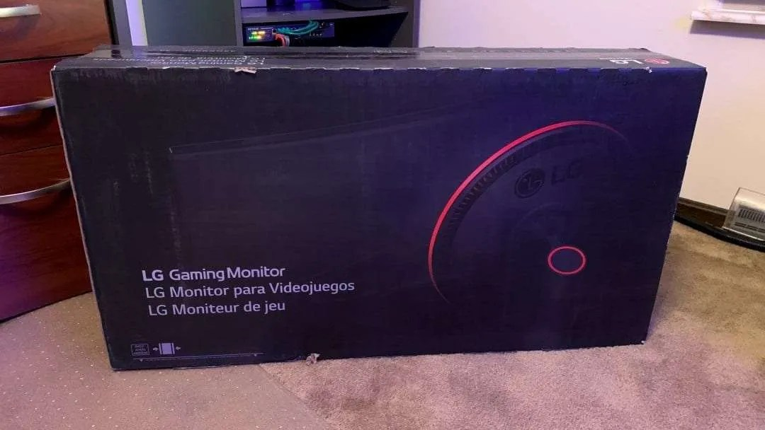 LG 34GK950F-B 34-inch Curved LED Gaming Monitor REVIEW