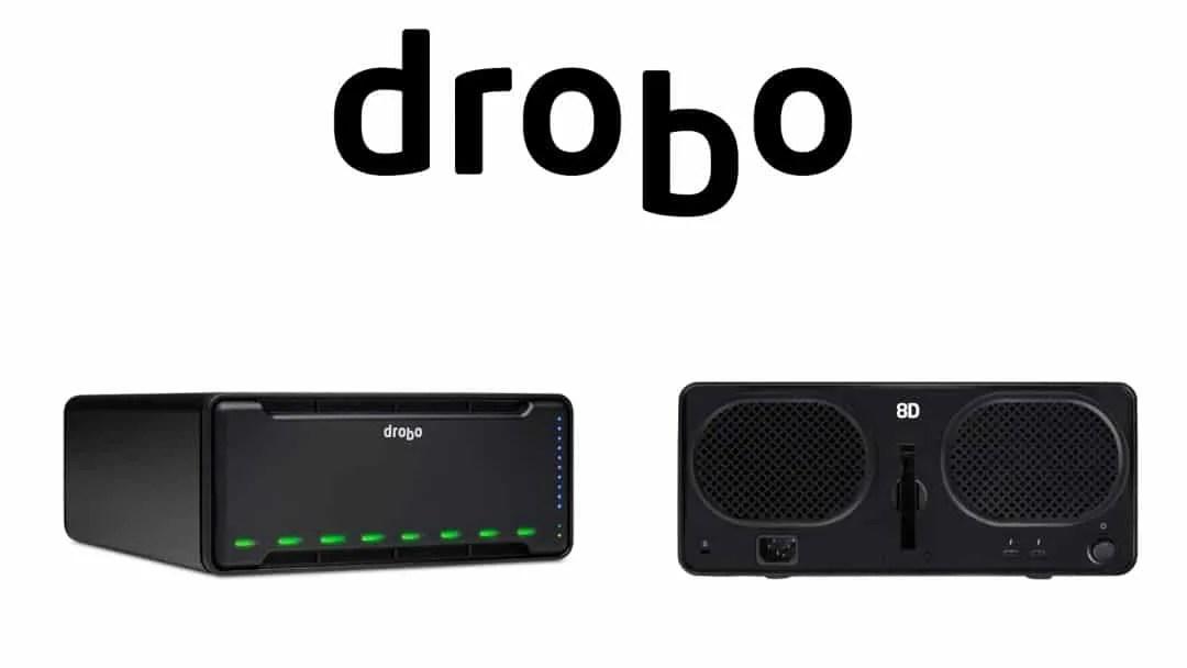 Drobo Launches High Performance 8D NEWS
