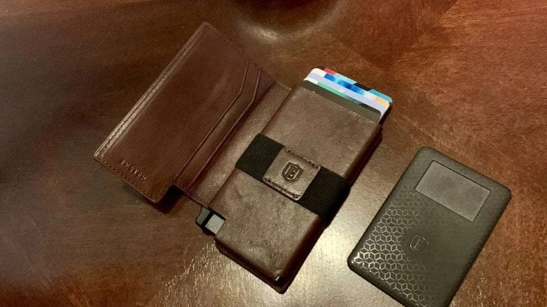 Ekster Parliment and Tracker Wallet REVIEW