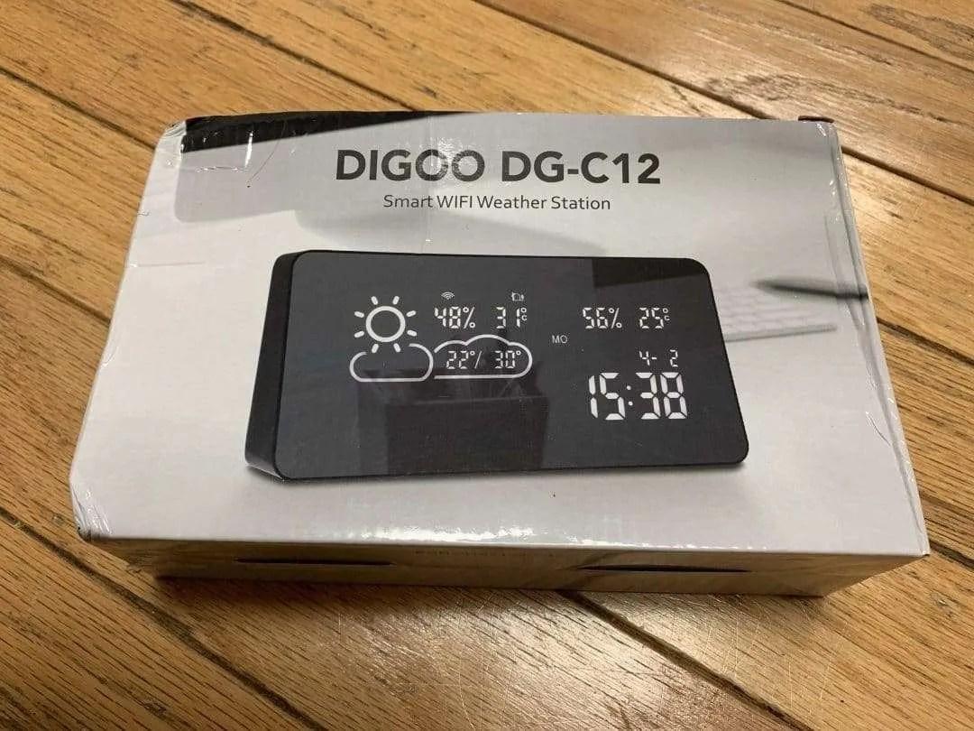 Digoo DG-C12 Smart WIFI Weather Station