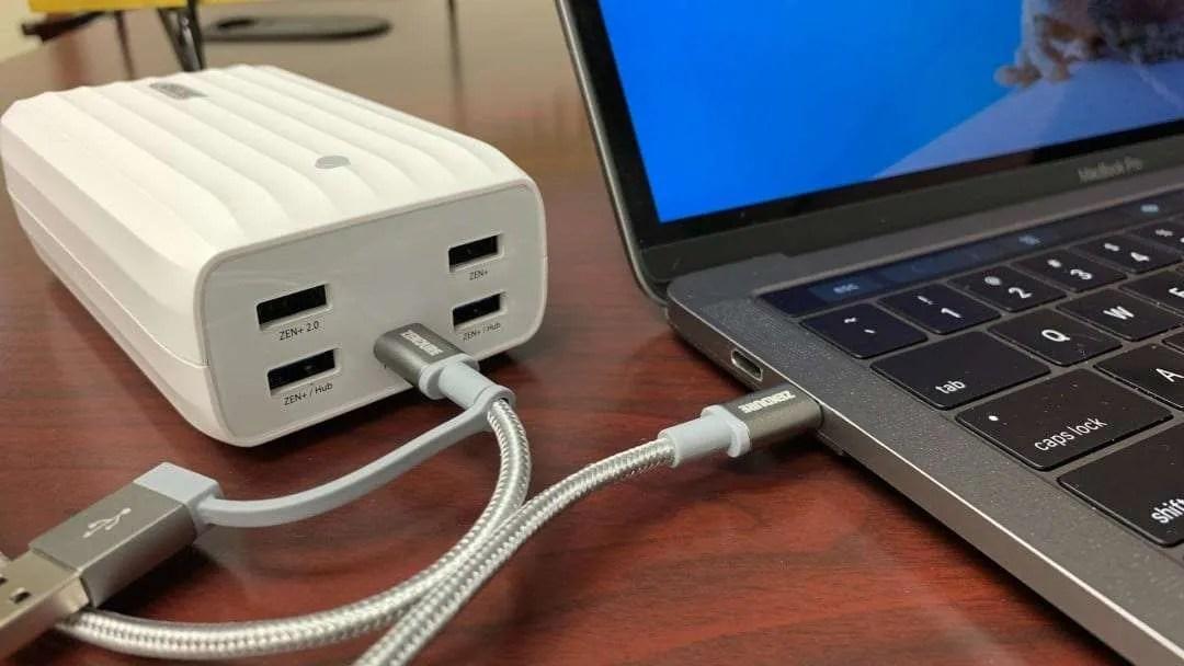 Zendure X6 USB-C Power Bank and Hub REVIEW