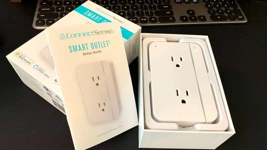 ConnectSense Smart Outlet 2 REVIEW