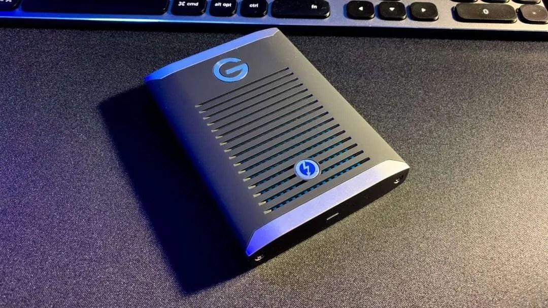 G Drive Mobile Pro Ssd Portable Hard Drive Review Mac Sources