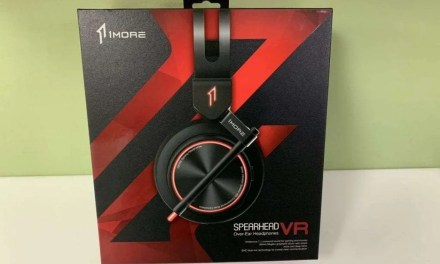 1MORE Spearhead VR Headphone REVIEW All About That Bass Plus Treble