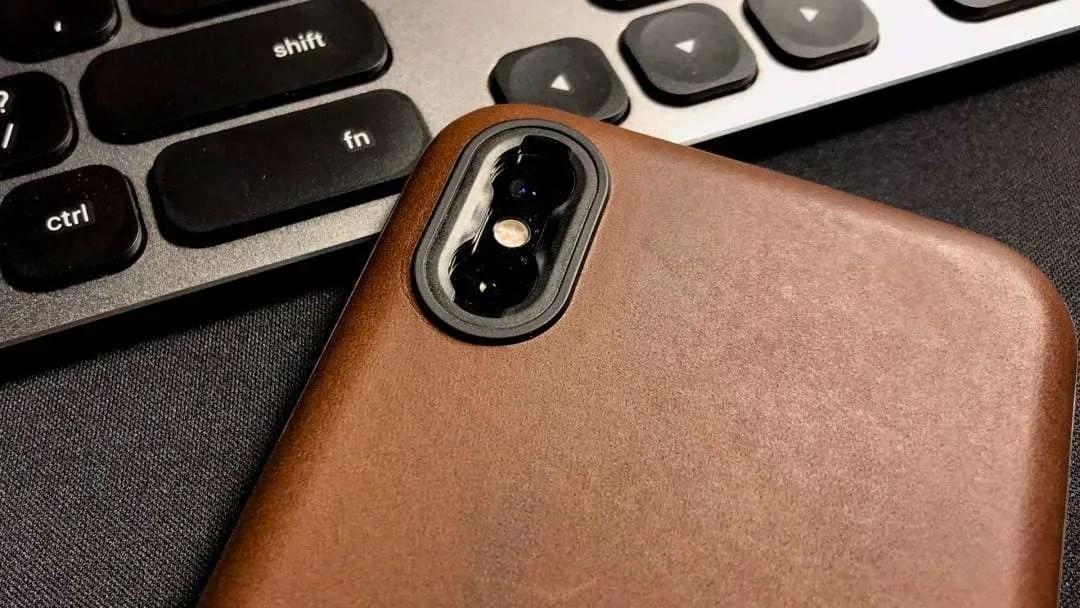 new styles 7c988 6a8cc NOMAD Rugged Case iPhone XS – Moment Lens Reader REVIEW | Mac Sources