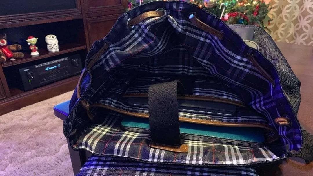 SOLO Bridgehampton Ladies Backpack REVIEW
