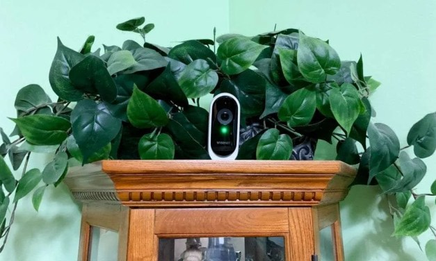 Wisenet SmartCam N1 WiFi Security Camera REVIEW