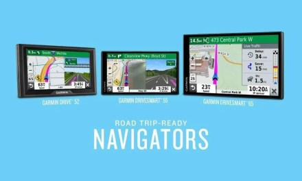 The Garmin Drive Navigators Arrive NEWS