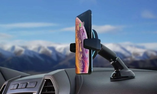SCOSCHE Industries Introduces MagicGrip Charge Qi Mount NEWS