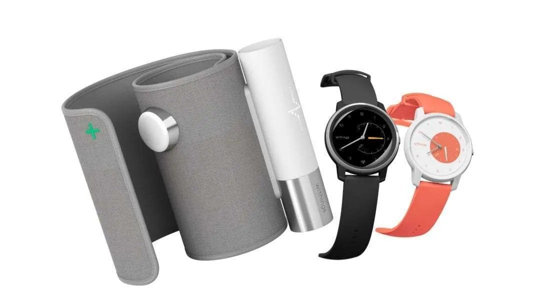 Withings Announces New Product Lineup at CES 2019 NEWS