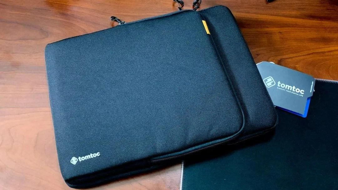 TomToc 360-Degree Protective Laptop Sleeve REVIEW