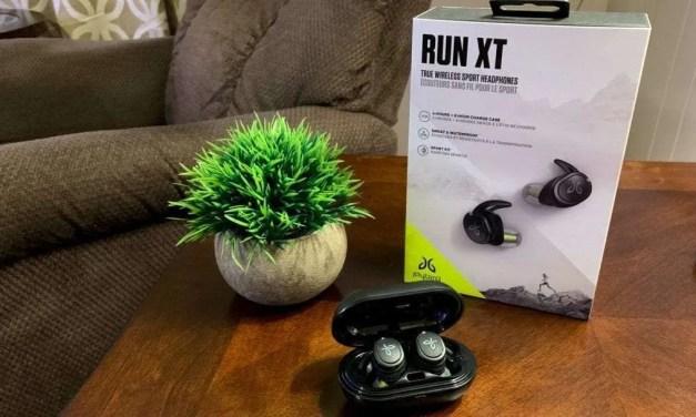 Jaybird Run XT True Wireless Sport Headphones REVIEW