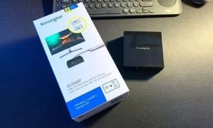 Kensington SD2000P USB-C 4K Nano Dock with PD REVIEW