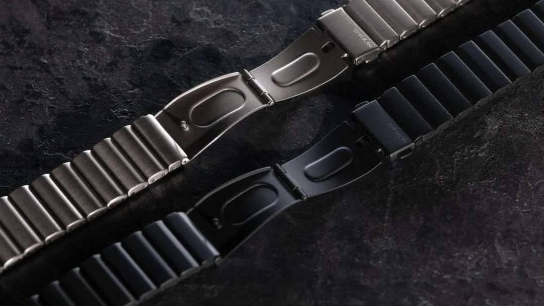 NOMAD Titanium Edition Metal Bands for Apple Watch NEWS