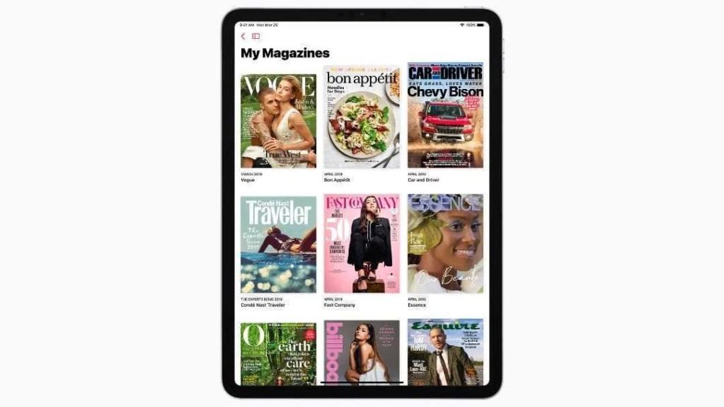 Apple News Plus