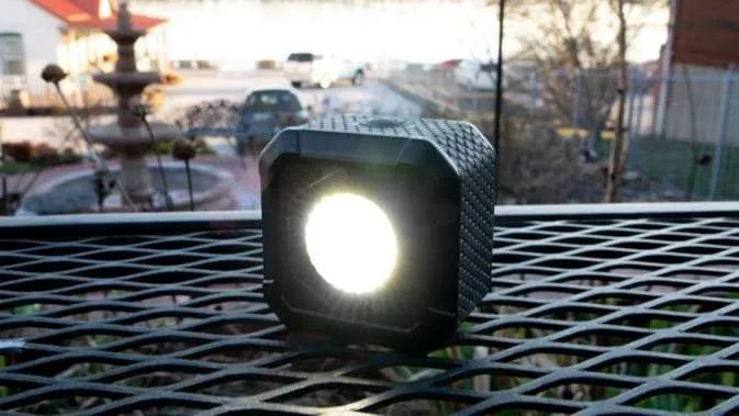Lume Cube AIR Portable LED and VC Kit REVIEW