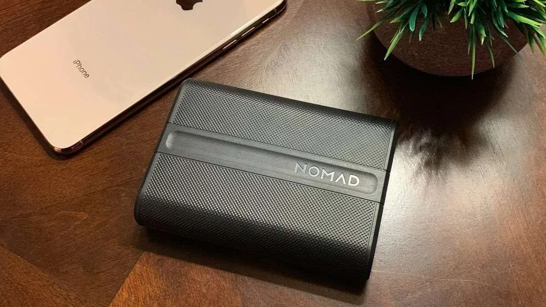 NOMAD PowerPack With Tile Tracking REVIEW