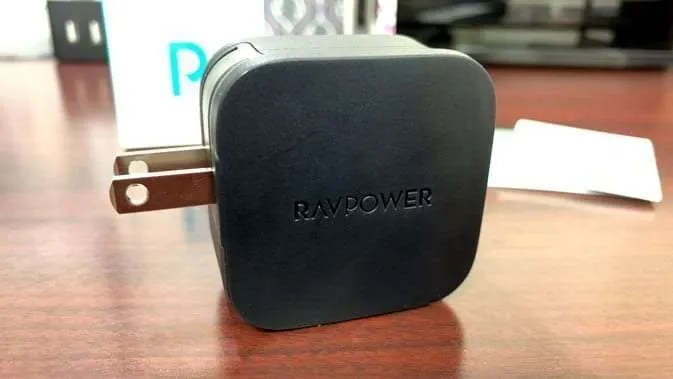 RAVPower 18W Super-C Series 2-Port Wall Charger REVIEW