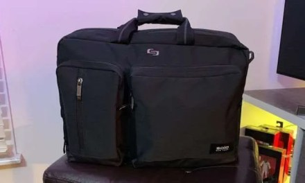 SOLO Duane Hybrid Briefcase Backpack REVIEW