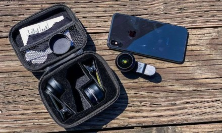 Black Eye Pro Kit G4 Mobile Phone Lenses REVIEW