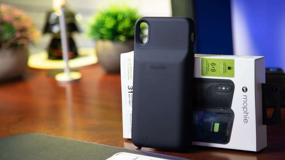 huge selection of 75626 bc8ff Mophie Juice Pack Access REVIEW My Favorite Case For The iPhone ...
