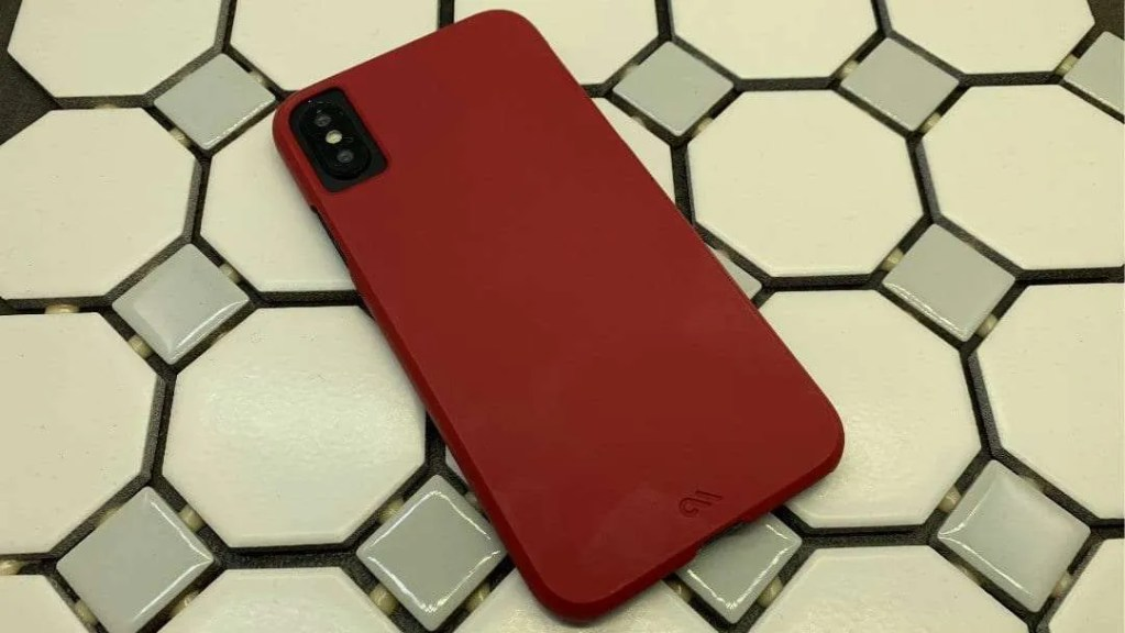 Case-Mate Barely There iPhone X and XS Case REVIEW