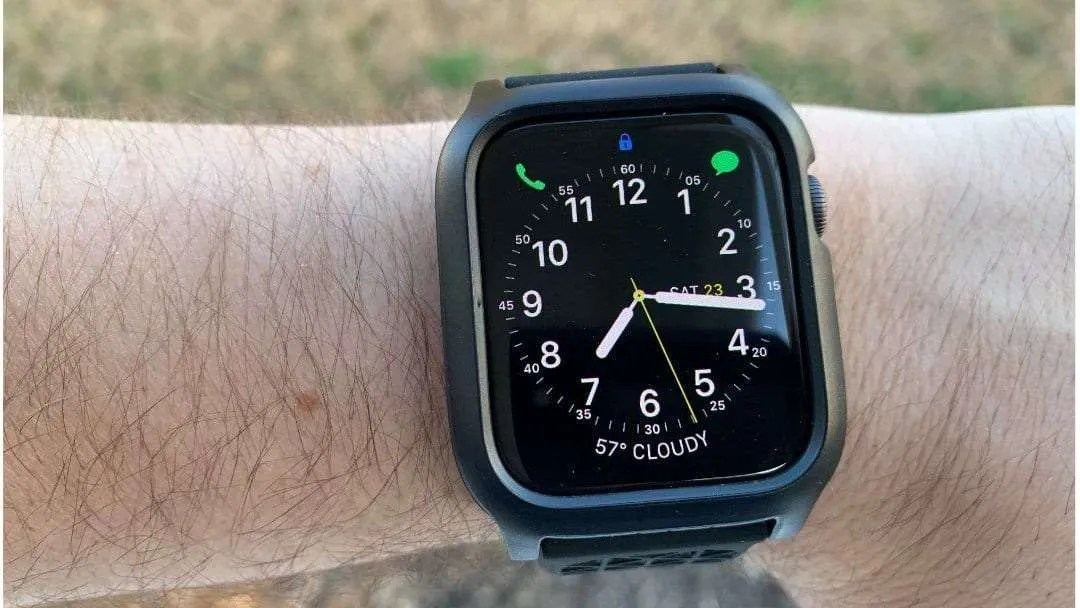 Catalyst Impact Protection Apple Watch 44mm Case REVIEW Adventure Ready