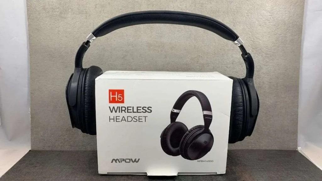 MPOW H5 Headphones REVIEW