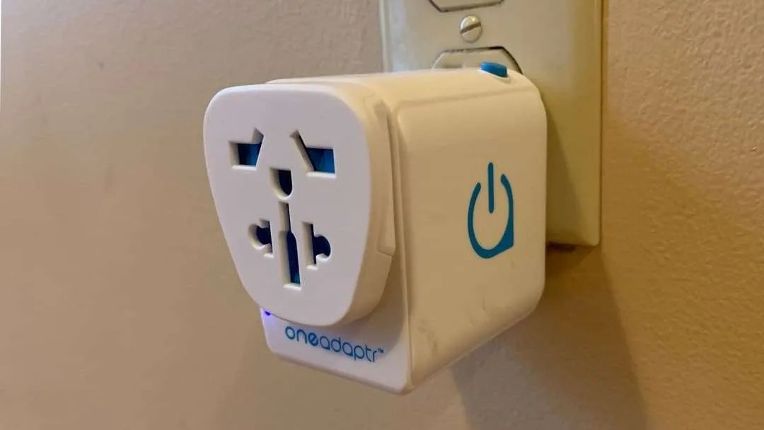 Oneadaptr OneWorld Universal Travel Adapter REVIEW Power your Adventure