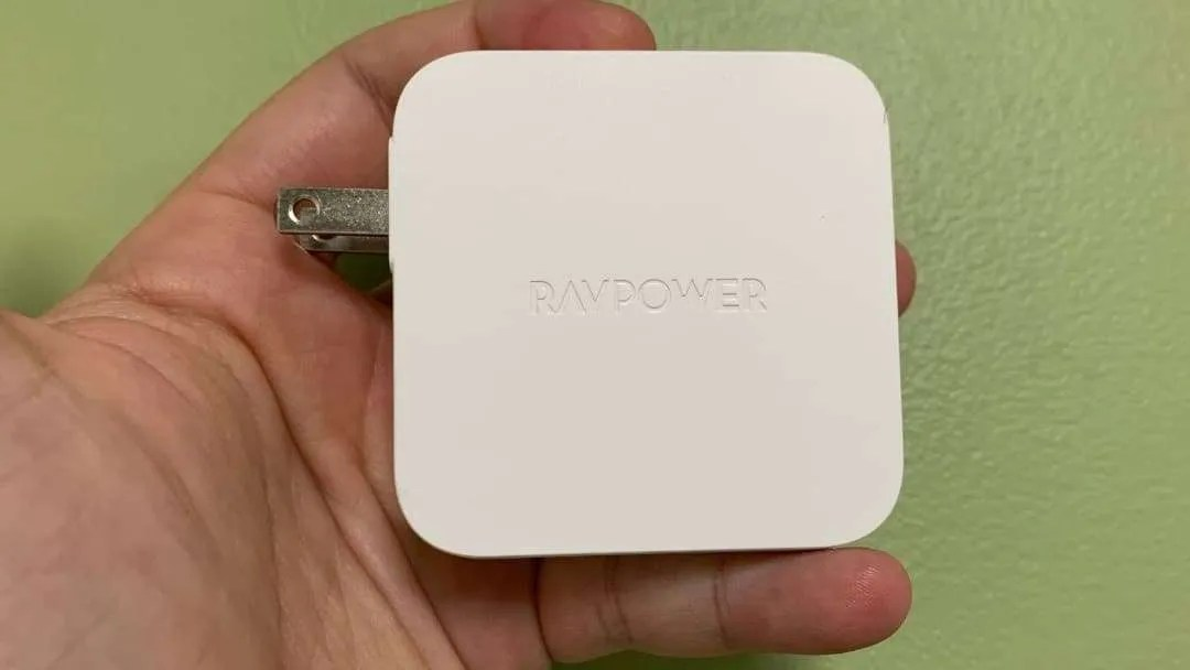 RAVPower Super-C 61W Wall Charger REVIEW Perfectly Packable
