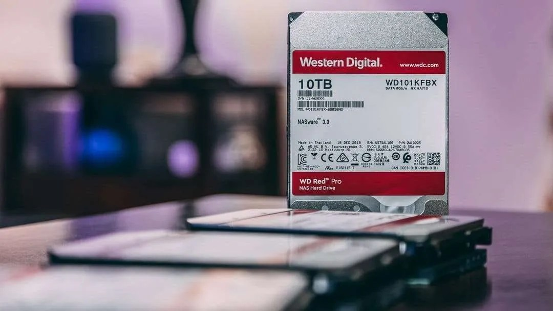 Western Digital RED Pro NAS Hard Drive REVIEW