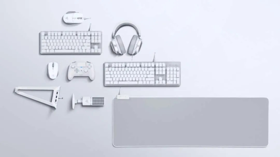 Game in Style with the 2019 Razer Mercury Collection NEWS