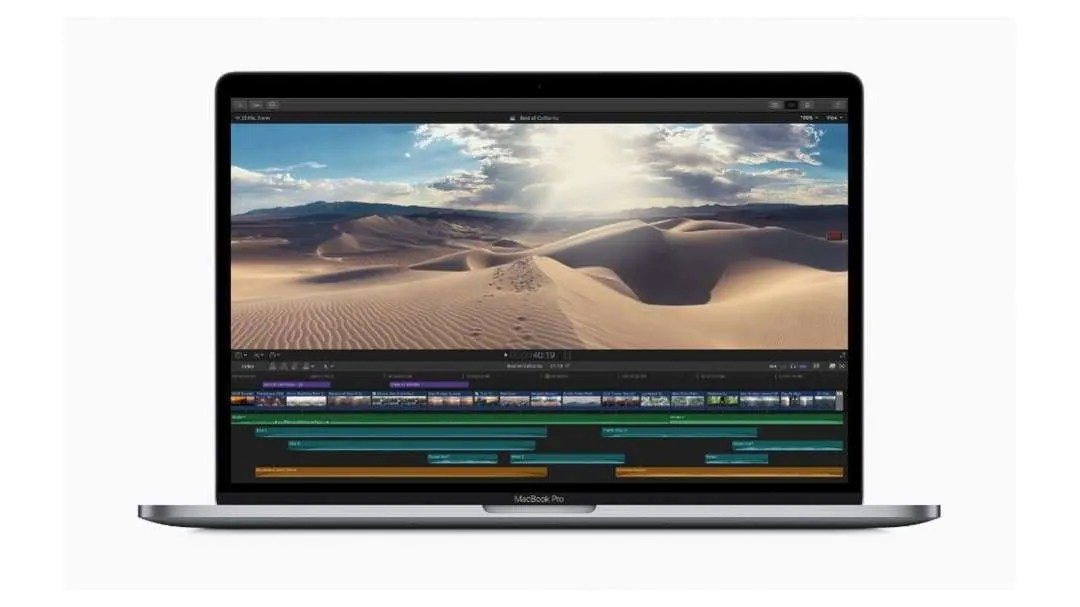 Apple introduces first 8-core MacBook Pro, the fastest Mac notebook ever NEWS