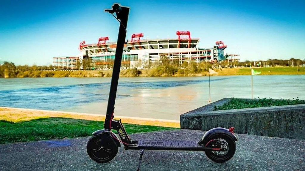 GOTRAX GXL Electric Commuter Scooter V2 REVIEW