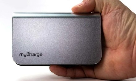 myCharge HubMax Universal 10050mAh Portable Battery REVIEW