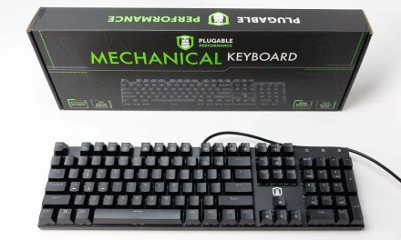 Plugable Performance Mechanical keyboard REVIEW