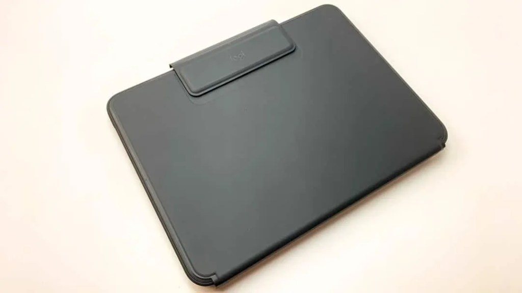 Logitech Slim Folio Pro Keyboard Case REVIEW