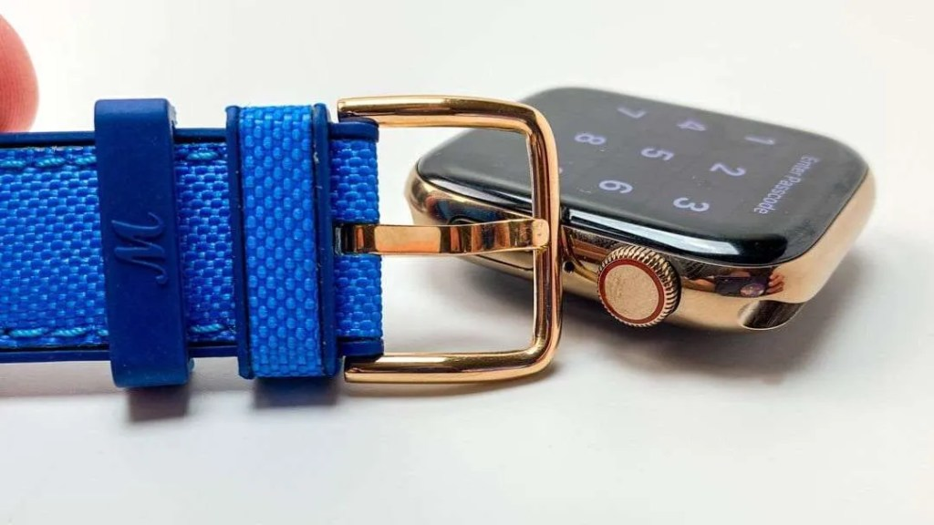 Meridio Apple Watch Bands REVIEW