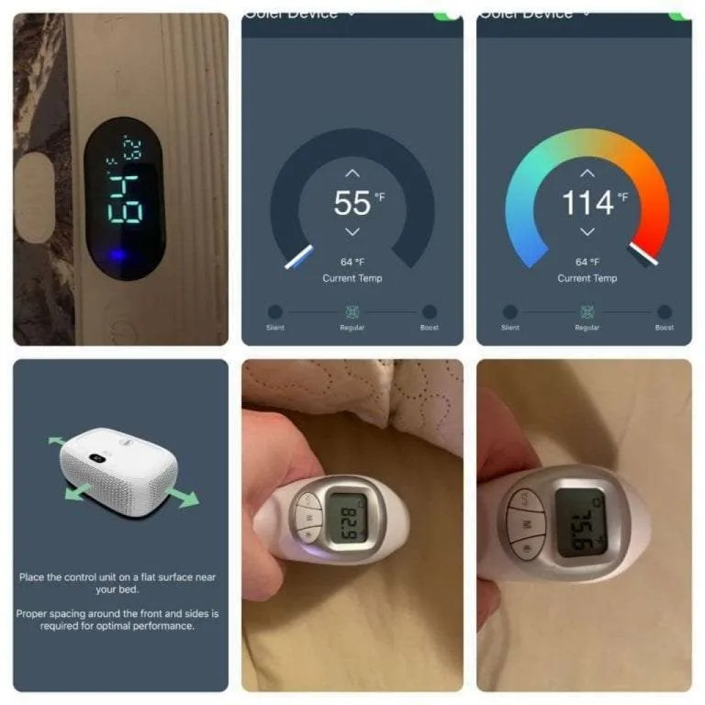 Ooler Temperature Controlled Sleep System REVIEW