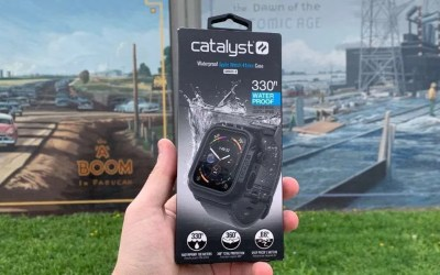 Catalyst Waterproof Apple Watch Series 4 Case REVIEW Extreme Protection for an Extreme lifestyle