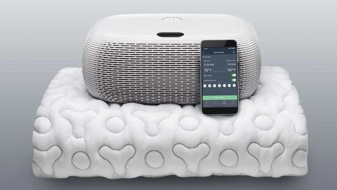 Ooler Temperature Controlled Sleep System REVIEW Take Back Your Night