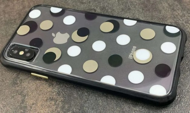 Case-Mate Wallpapers iPhone X Case REVIEW Protect your phone while adding a little pizazz