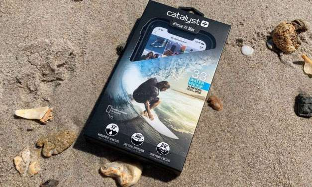 Catalyst Waterproof iPhone Xs Max Case REVIEW Be Prepared
