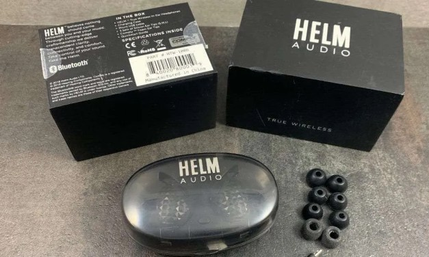 HELM AUDIO Earbud REVIEW Redux
