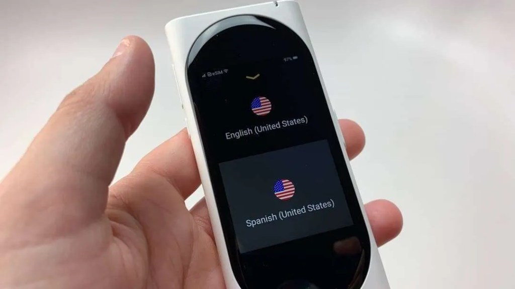 Langogo Genesis Pocket Translator REVIEW
